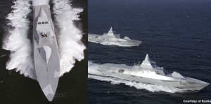 Stealth Visby-Class Corvette