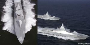 Stealth Visby-Class Corvette
